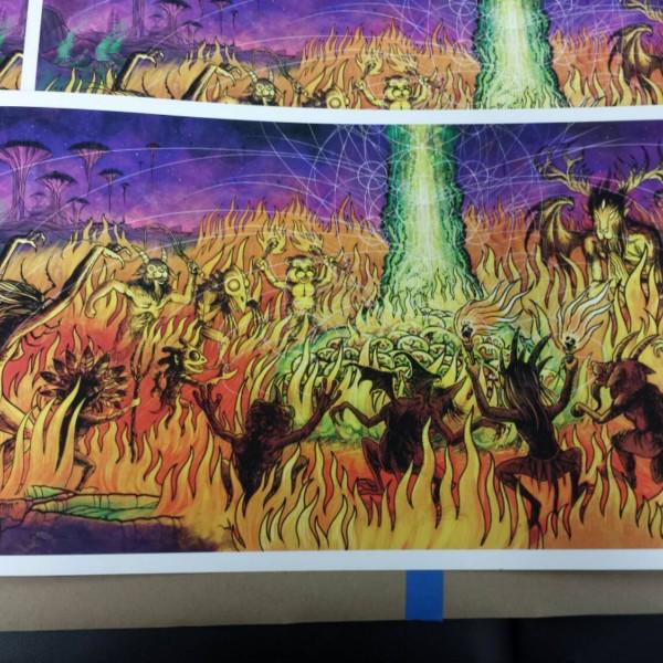 Rites of Passage - Giclee Print