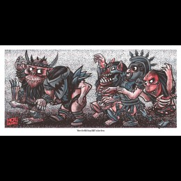 WHERE THE WILD THINGS GWAR