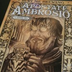 Apostate Ambrosio Beer Poster