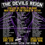 The Devils Reign - Hardcover Book