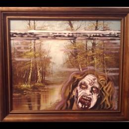 "Autumn Day By J. Medina ""Evil Dead Rewind"""