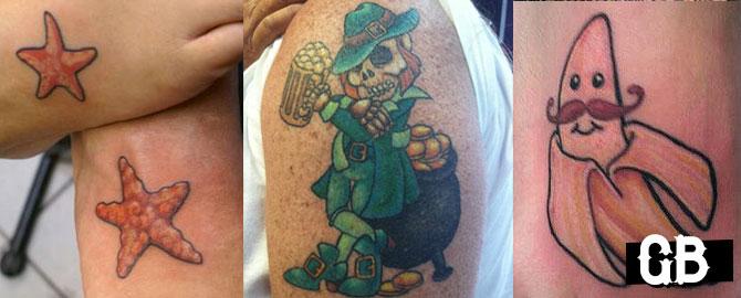 gb tattoo